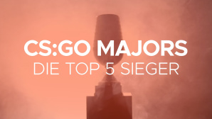 CS:GO Majors. Die Top 5 Sieger©GLHF