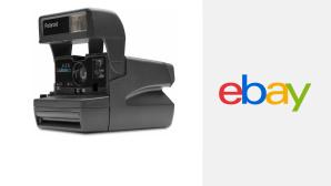 Ebay-Angebot:: Polaroid 600 Onestep Close Up zum Tiefpreis kaufen©Ebay, Polaroid