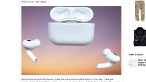 Apple AirPods Pro 2©Macrumors.com
