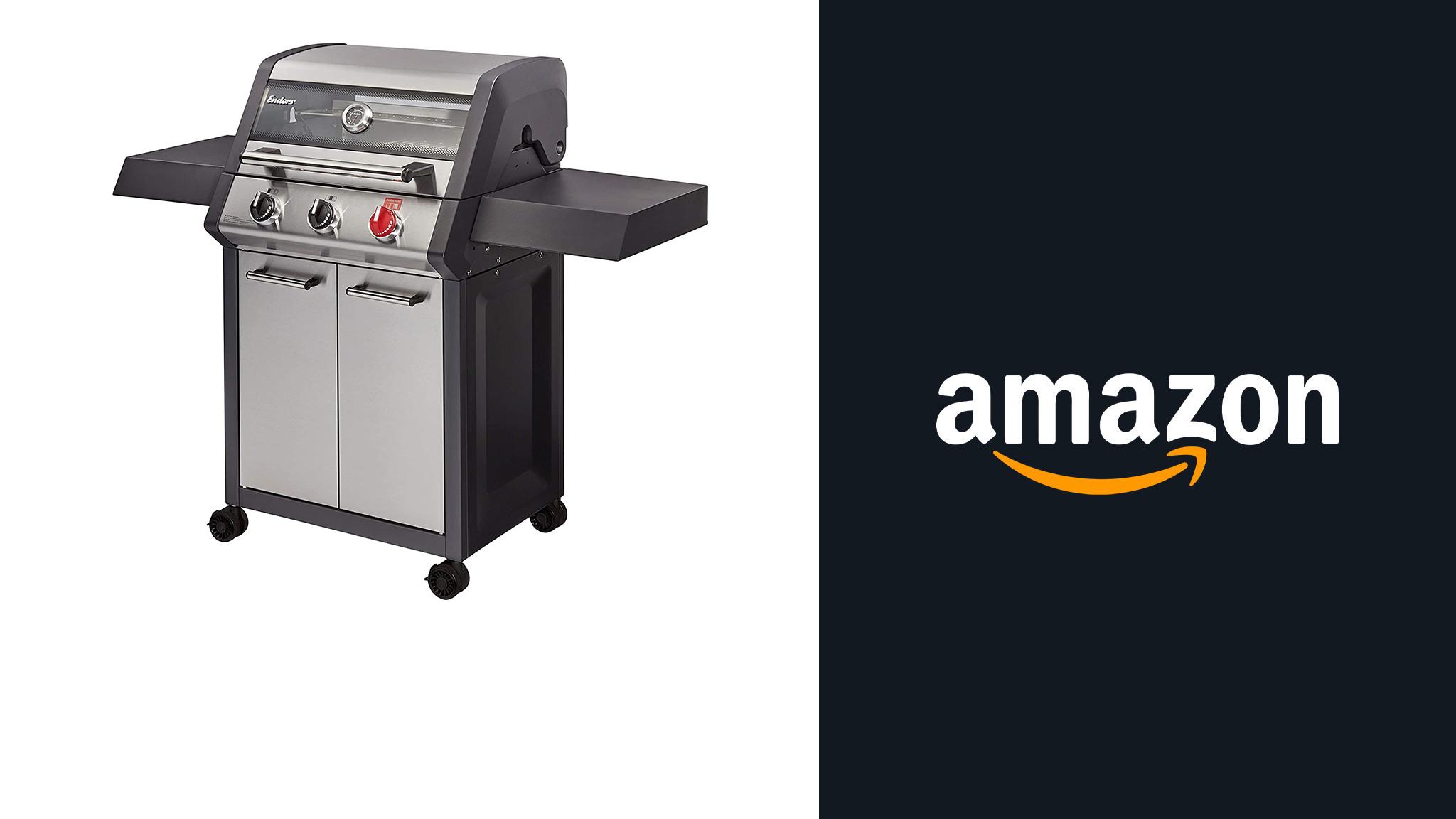 Amazon-Angebot: Enders-Gasgrill satte 30 Prozent reduziert!