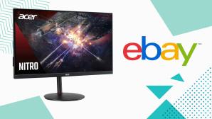 Ebay-Angebot: PC-Monitor von Acer 30 Euro günstiger abstauben!©Ebay, Acer, iStock.com/Shomiz