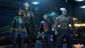 Guardians of the Galaxy©Square Enix