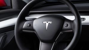 Tesla: Lenkrad©Tesla