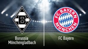 Gladbach –Bayern live sehen©iStock.com/efks, FC Bayern München, Borussia Mönchengladbach