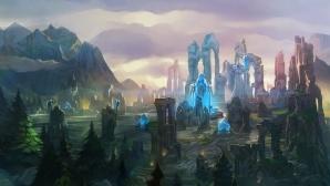 Ruinen in einer Fantasiewelt.©Riot Games