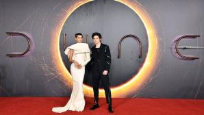 Zendaya und Timothée Chalamet auf der Dune-Premiere©Jeff Spicer / Getty Images