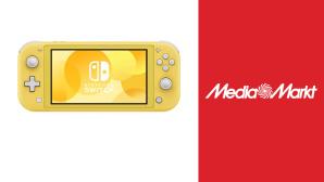 Media Markt: Nintendo Switch Lite beim roten Technikriesen jetzt günstiger sichern©Media Markt, Nintendo