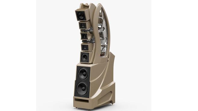 Top Ten: Die teuersten Lautsprecher der Welt ©WILSON AUDIO