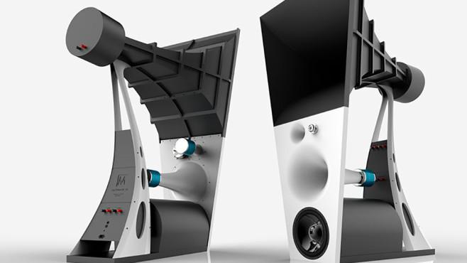 Top Ten: Die teuersten Lautsprecher der Welt ©MAGICO