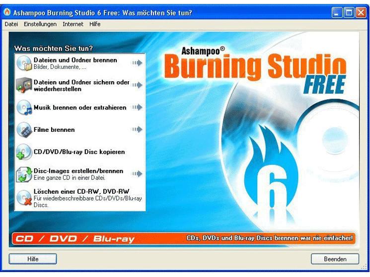 nero cd brennen kostenlos