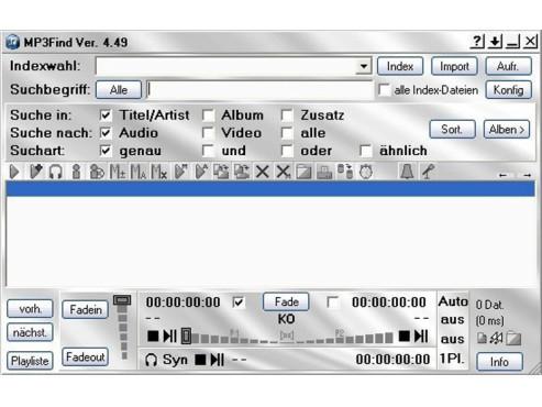 Die besten Audioprogramme Musik verwalten