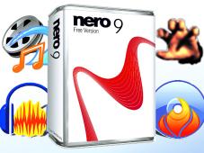 Nero 9 Free und 10 kostenlose Programme: So gut wie die Vollversion!©Nero AG
