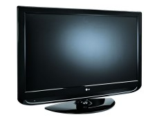 Der LG 42LT75 hat einen Festplattenrekorder und DVB-T-Empfänger eingebaut.