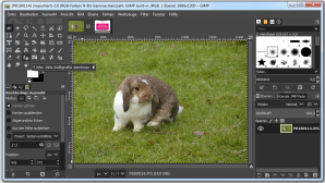 Gimp ab Version 2.10 © COMPUTER BILD