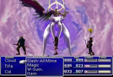 Rollenspiel Final Fantasy 7: Endgegner©Square Enix