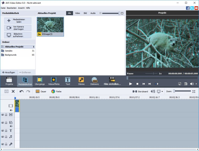 avs video editor vollversion