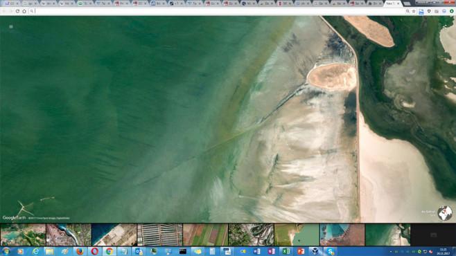 Earth View from Google Maps für Chrome: Neue Tabs schmücken ©COMPUTER BILD