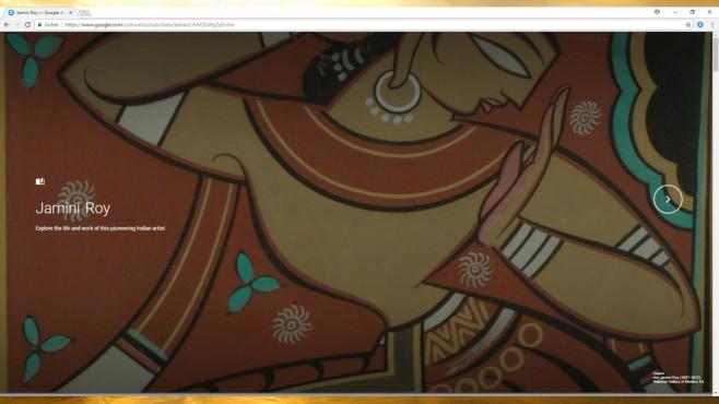 Google Art Project für Chrome: Kunst und Kultur erleben ©COMPUTER BILD