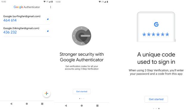 Google Authenticator (App): Mit zweitem Faktor anmelden ©COMPUTER BILD