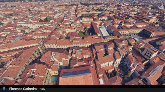 Google Earth VR: Die Erde aus neuen Winkeln sehen ©COMPUTER BILD