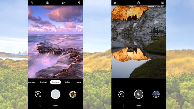 Google Kamera (APK): Bessere Bilder machen ©COMPUTER BILD