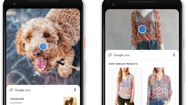Google Lens (Android-App) ©COMPUTER BILD