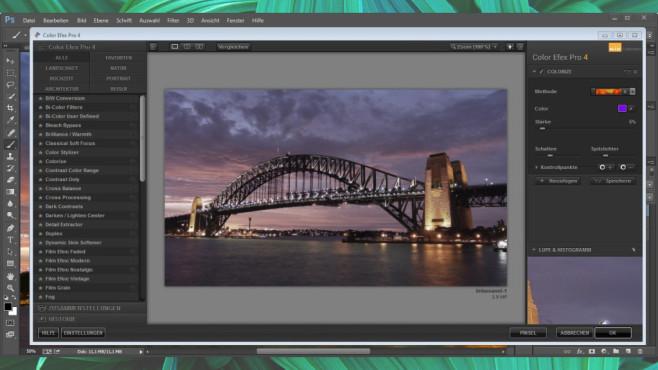 Google Nik Collection: Hochwertige Bildbearbeitung ©COMPUTER BILD