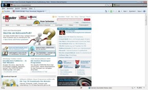 Internet Explorer 8 (Windows Vista)