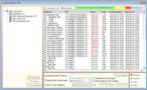 Recover Files