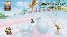 Rennspiel – Mario Kart: Eispiste