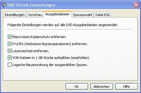 kopierschutz dvd umgehen freeware deutsch