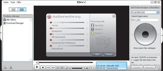 DivX 6.8
