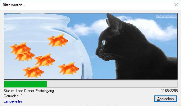 Screenshot 1 - 1-Klick Outlook-Duplikate Löschen