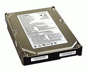 EIDE-Festplatte Seagate Barracuda 7200.10 (ST3500630A)
