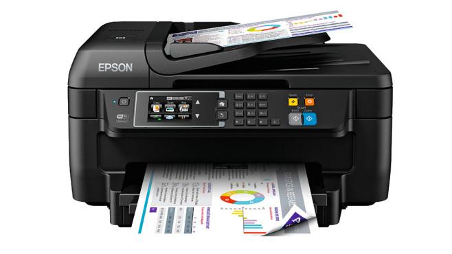 Epson WF-2760DWF ©Epson