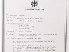 Alte Funktelefone: Betrieb ab 2009 verboten! Die Hersteller wurden seit 1998 von der Bundesnetzagentur verpflichtet, 2008 als Auslaufdatum zu vermerken.