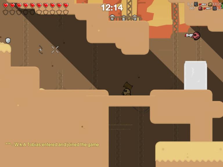 Screenshot 1 - Teeworlds