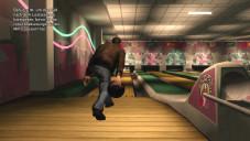 Actionspiel GTA 4: Bowling