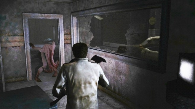 Actionspiel Silent Hill – Homecoming:  Zombie ©Konami