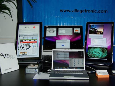 PC öffnen unnötig: USB-Grafikkarten für den zweiten Monitor Villagetronic ViDock GFX
