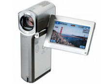 Sony HDR-TG3: HDV-Camcorder im Retro- Design