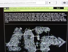 Gta 4 Karte.Gta 4 Karten Im Internetcafé Computer Bild Spiele