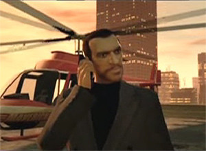 Actionspiel Grand Theft Auto 4: Handy
