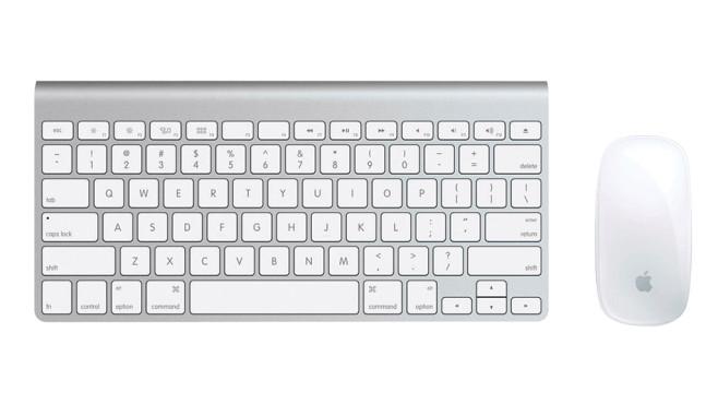 Apple Magic Mouse 2 und Apple Magic Tastatur ©Apple