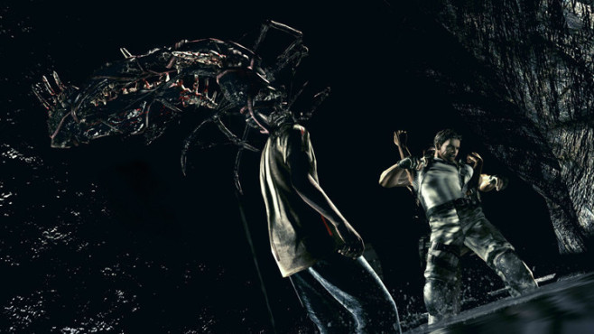 Actionspiel Resident Evil 5: Angriff
