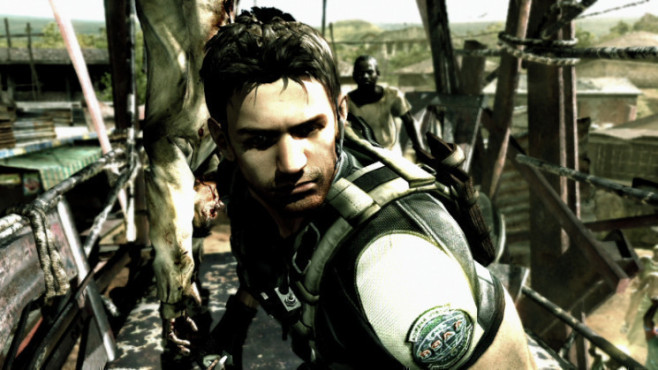 Actionspiel Resident Evil 5: B.S.A.A.