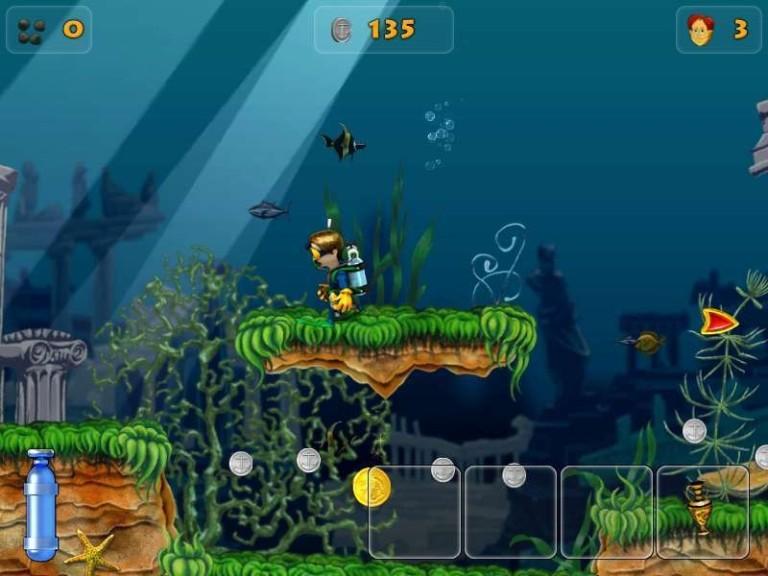 Screenshot 1 - Shark Attack