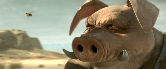 Actionspiel Beyond Good & Evil 2: Schwein ©Ubisoft