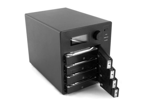 One Technology Mighty Box 4x250GB: WLAN-Router mit Festplatte