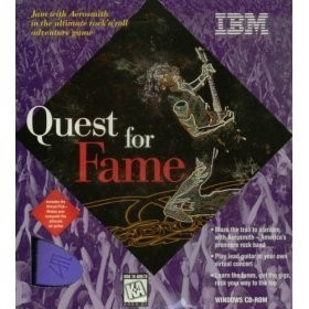 Innovative Spiele: Quest for Fame